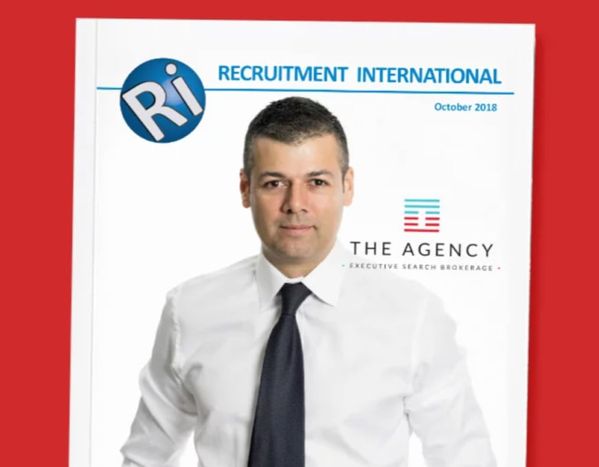 Recruitment International Magazine – October 2018