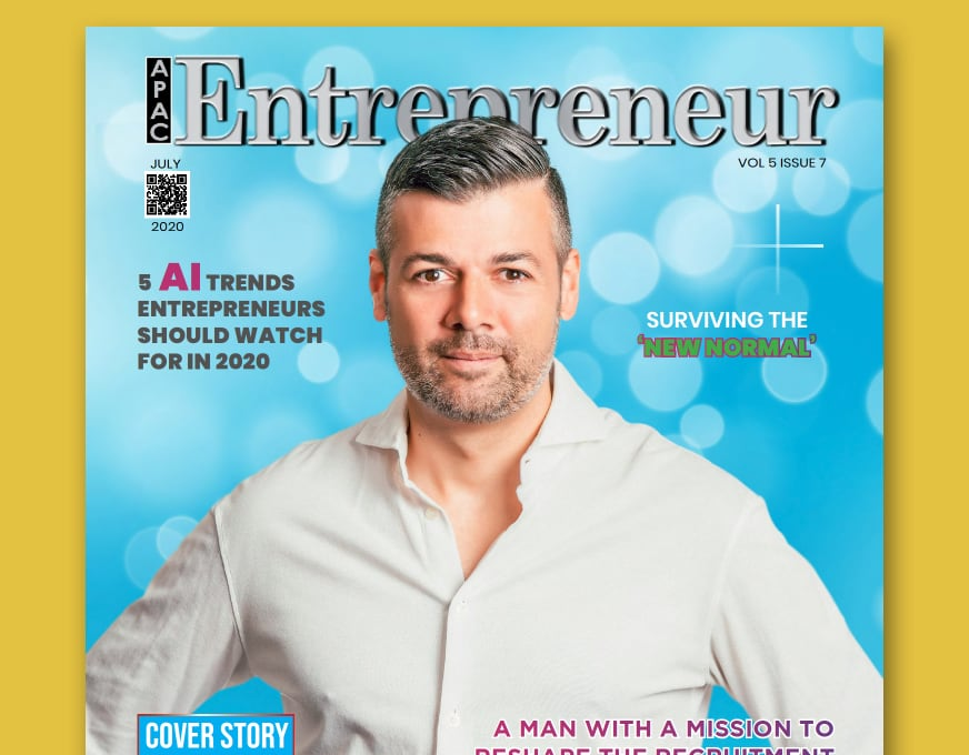 APAC Entrepreneur – July 2020